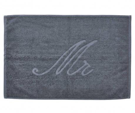 Πετσέτα ποδιών Mr Style Anthracite 50x70 cm