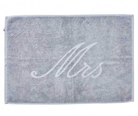 Πετσέτα ποδιών Mrs Style Grey 50x70 cm