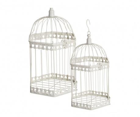 Cages 2 db Díszkalitka