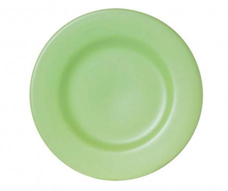Tanjur za desert Inci Green