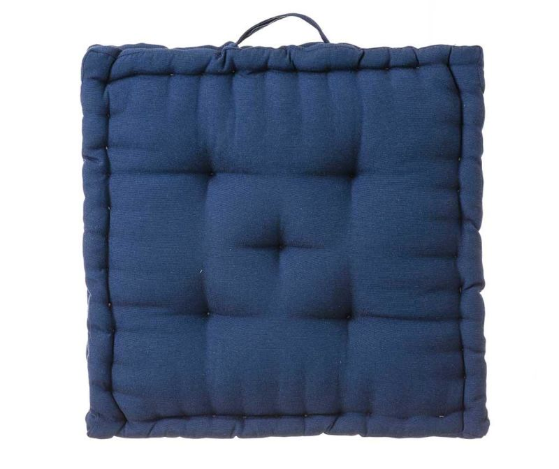 Perna de podea Loving Colours Blue 45x45 cm
