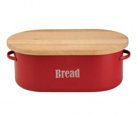 Cutie pentru paine Vintage Kitchen Red