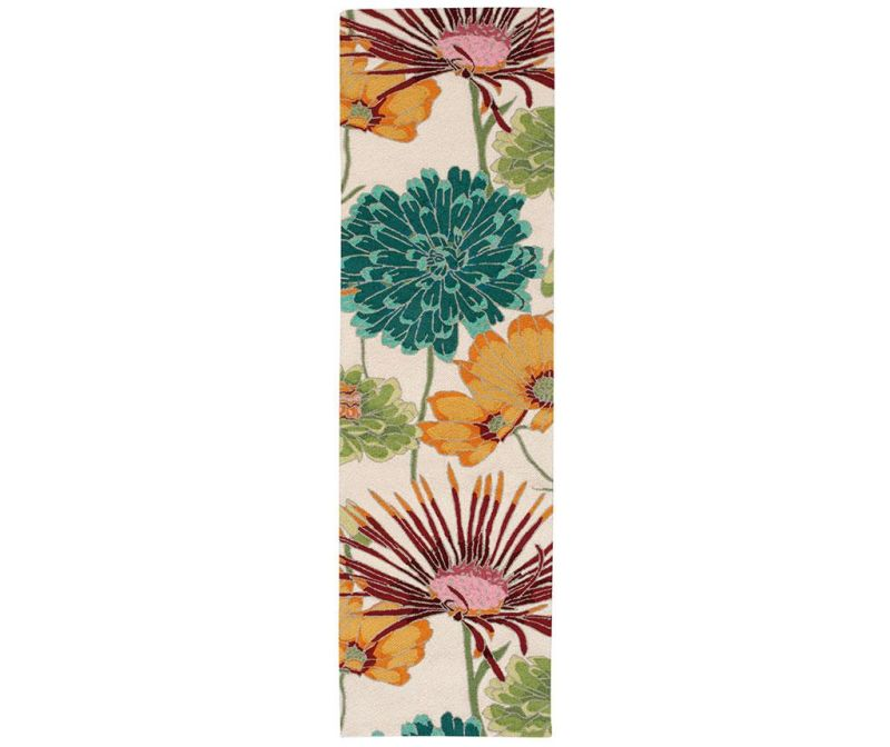 Tepih Fantasy Ivory Flowers 69x244 cm