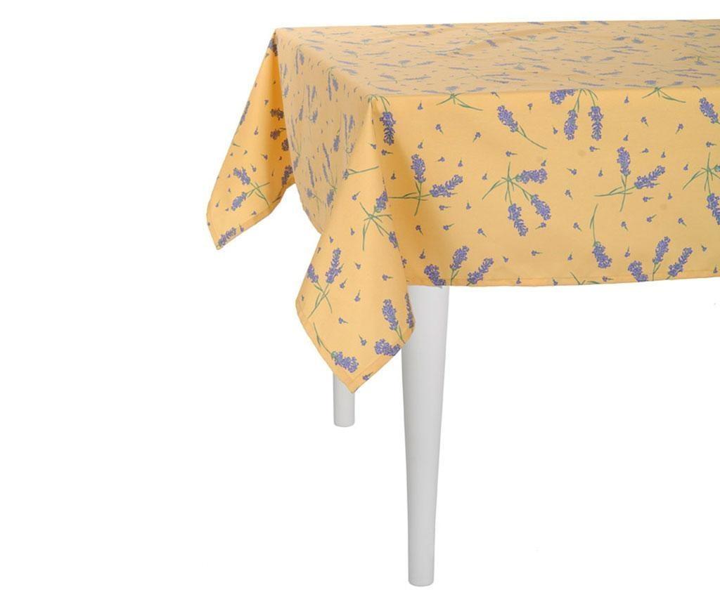 Fata de masa Lavender on Orange 75x75 cm