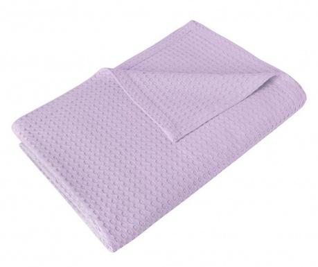 Prikrývka Rami Purple 230x240 cm
