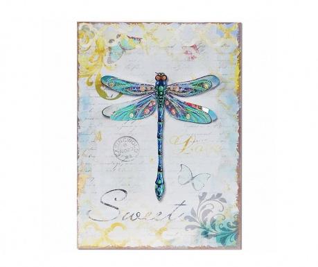 Dragonfly Fali dekoráció