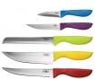 Set 5 nožev z držalom Frutty