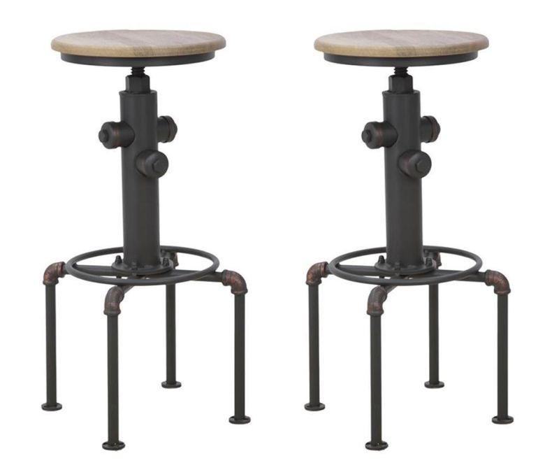 Set 2 barske stolice Fifth Avenue