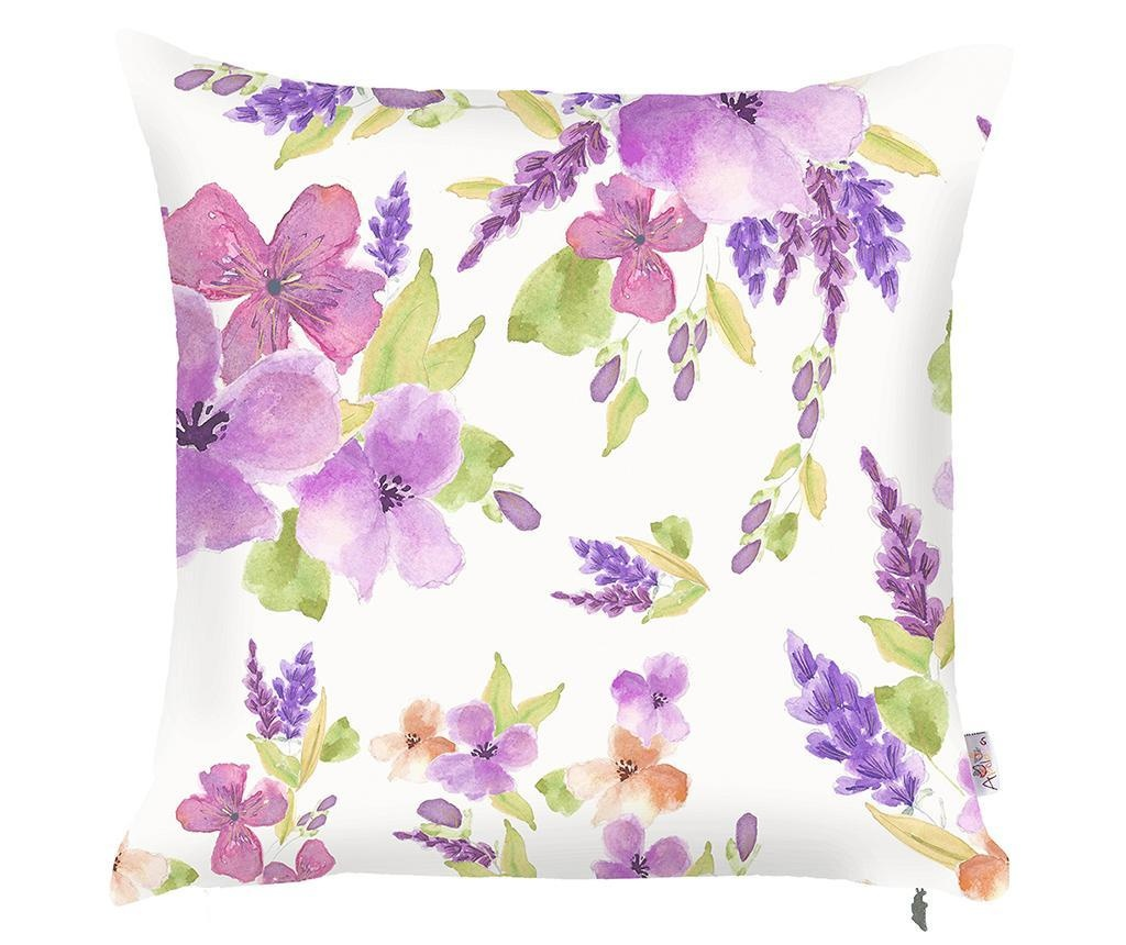 Obliečka na vankúš Little Flowers 43x43 cm