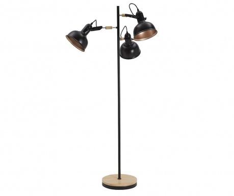 Podlahová lampa Cups Black