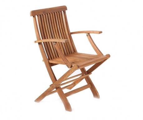 Składane krzesło ogrodowe Relax Time