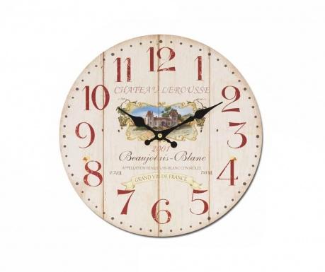 Zegar ścienny Grand Vin