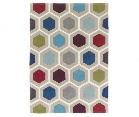 Dywan Chroma Hexagonal Multicolor 120x170 cm
