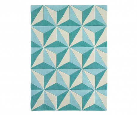 Dywan Chroma Perspective Blue Beige