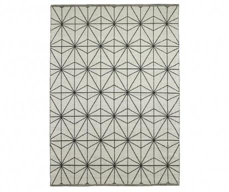 Dywan Moda Stardom Black Ivory 150x230 cm