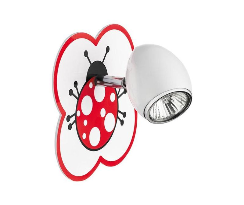 Stenska svetilka Cute Ladybug