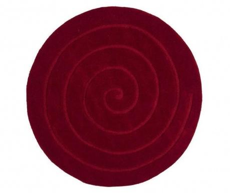 Dywan Spiral Red 140 cm