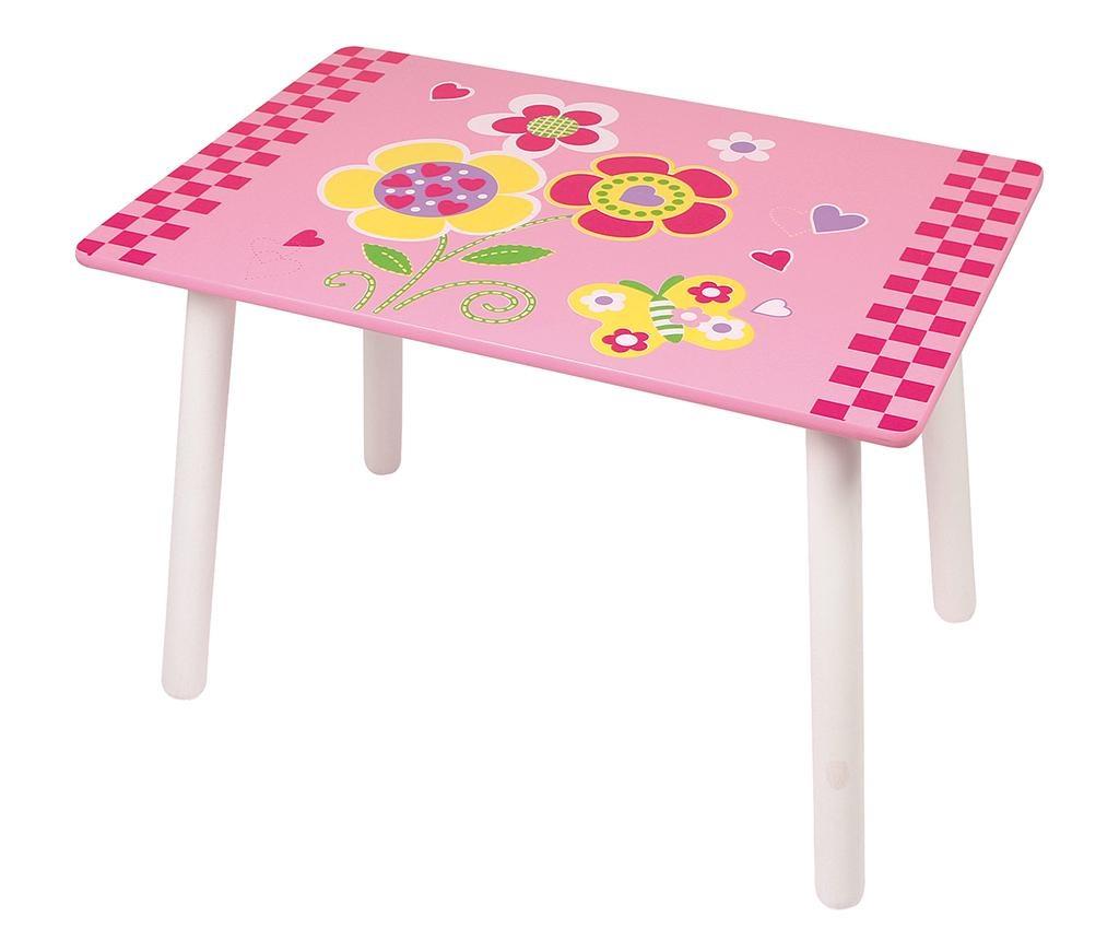 Set masa si 2 scaune pentru copii Leonor