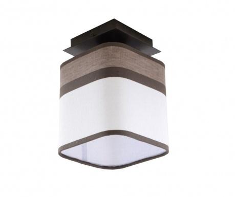 Závesná lampa Costa One Brown White