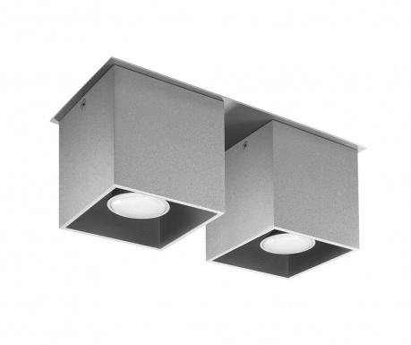 Stropná lampa Geo Grey