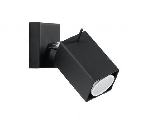 Nástenná lampa Toscana Black