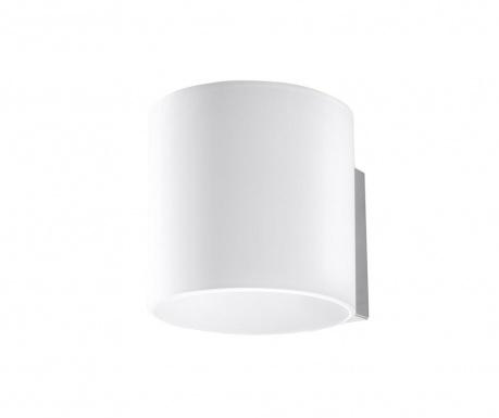 Nástenná lampa Gino White