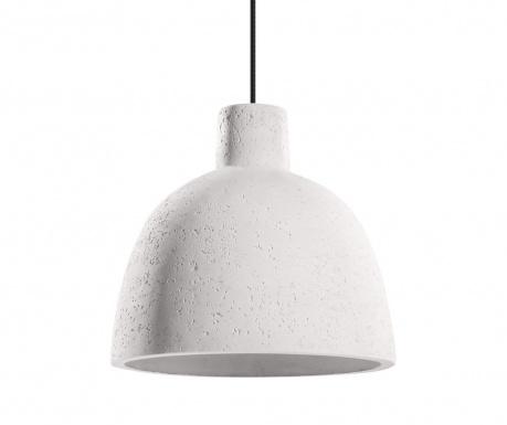 Závesná lampa Filippo White