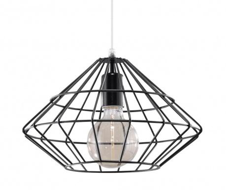 Závesná lampa Editta Black