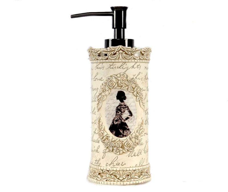 Dávkovač tekutého mýdla Pretty Cream 300 ml