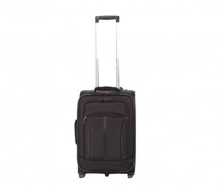 Cestovní kufr na kolečkách Bella and Red 35 L
