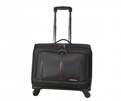 Cestovní kufr na kolečkách Large Also Red 36 L