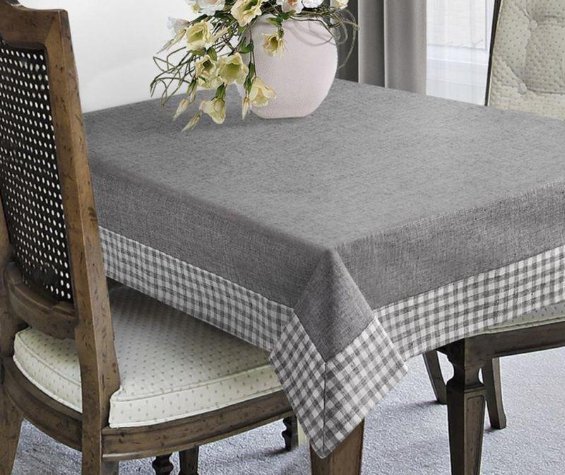 Namizni prt Berit Grey 85x85 cm