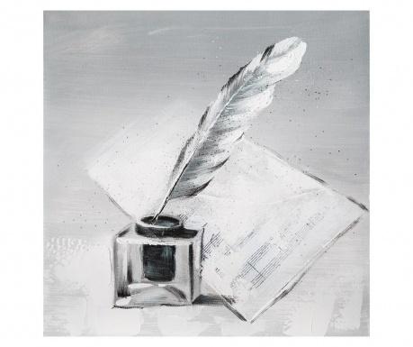 Obraz Plume 30x30 cm