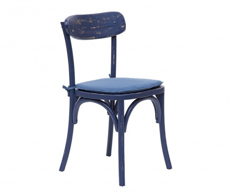 Stolička Cora Blue