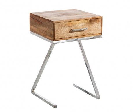 Stolik z 1 szufladą Little Wood