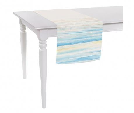 Waves Blue Asztali futó 40x140 cm