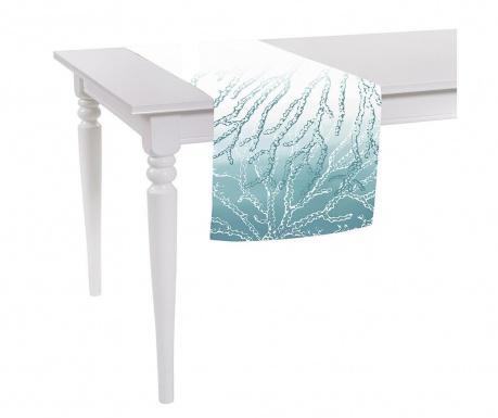 Organic Blue Asztali futó 40x140 cm
