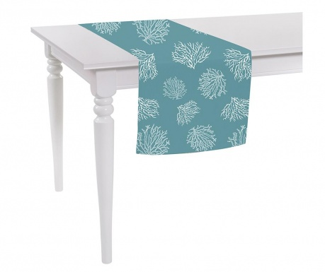 Coral Blue Asztali futó 40x140 cm