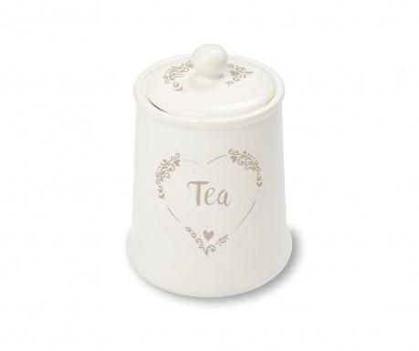 Food for Thought Tároló fedővel teának