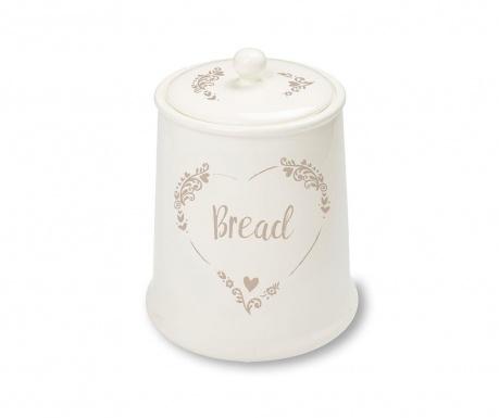 Food for Thought Tároló fedővel  kenyérnek