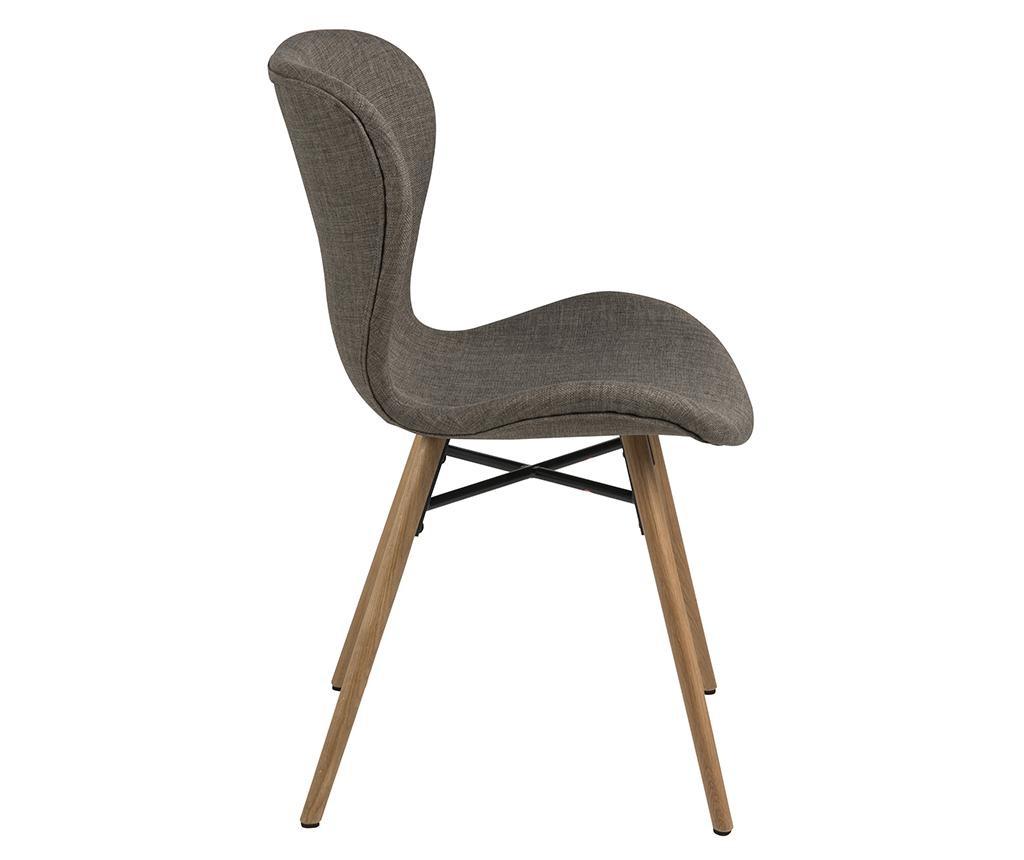 Sada 2 židlí Batilda Khaki