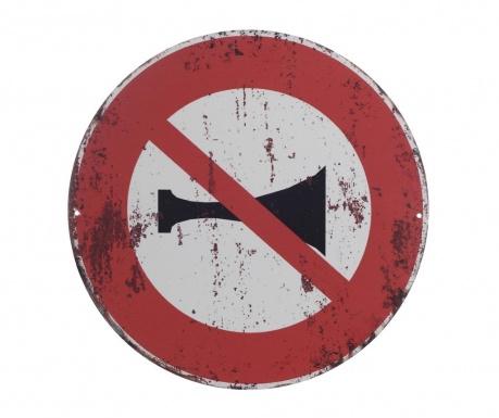 Nástenná dekorácia No Horns