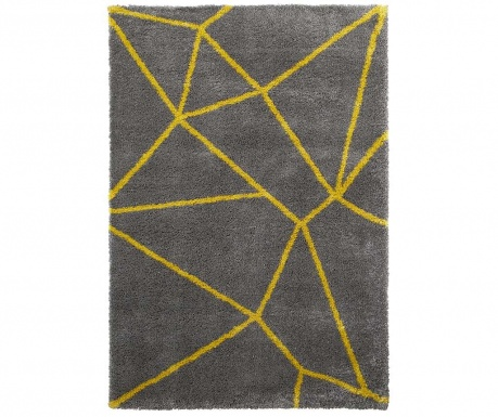 Dywan Nomadic Grey Yellow