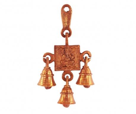 Dekoracja ścienna Ganesha Bells Three