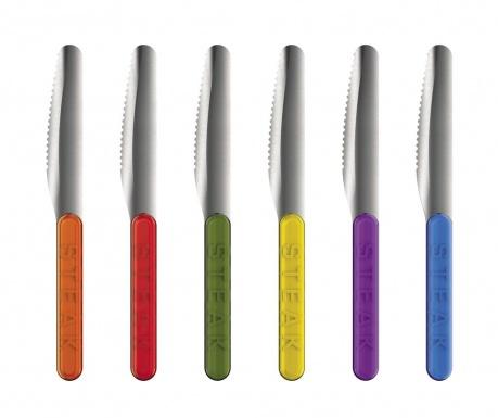 Σετ 6 μαχαίρια μπριζόλας Pointless