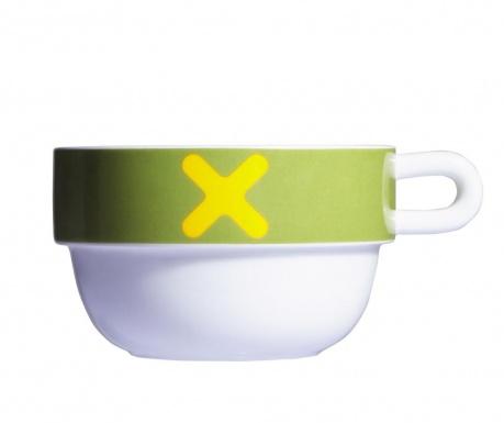 Κούπα πρωινού Mayday Jumbo Green 490 ml
