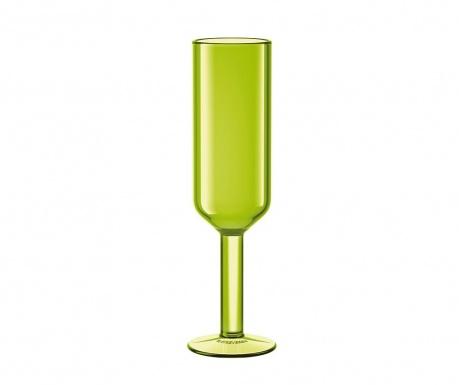 Ποτήρι σαμπάνιας The Good Times Green 160 ml