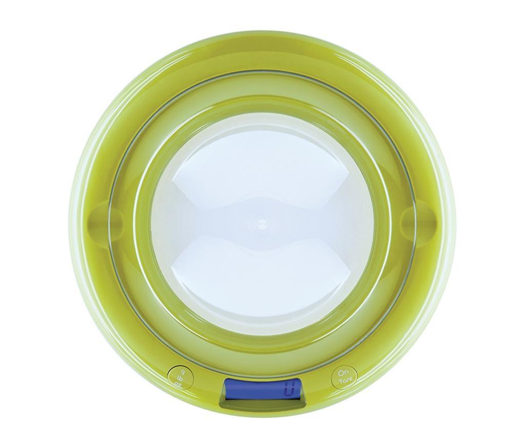 Bubble Green Digitális konyhai mérleg