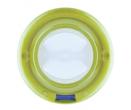 Ψηφιακή ζυγαριά κουζίνας Bubble Green