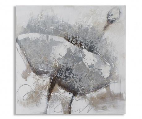 Pastels Festmény 60x60 cm